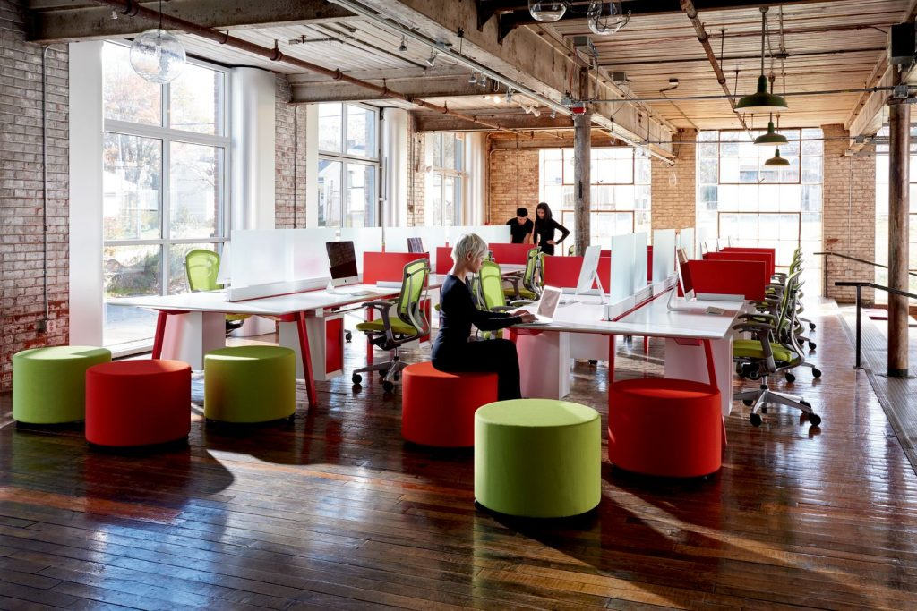 Collaborative open work space is not great for speech privacy
